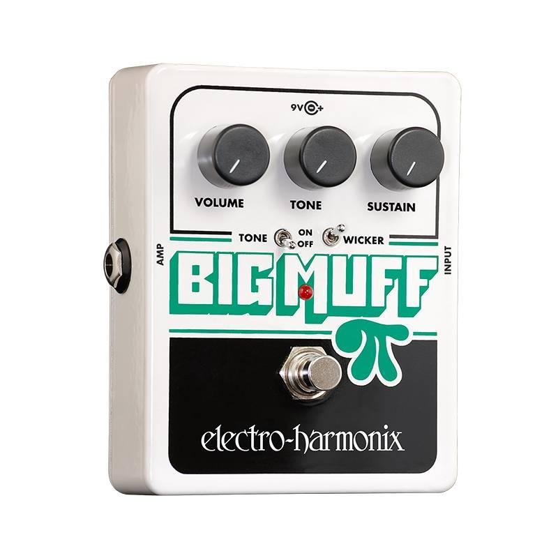 Electro-Harmonix Electro Harmonix Big Muff PI Tone Wicker