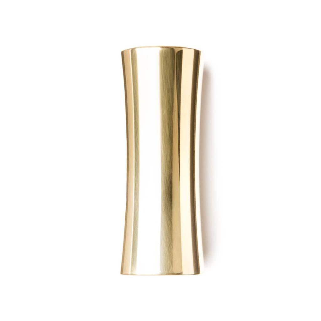 Dunlop 227 Brass Slide - Medium/Heavy