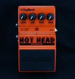 Digitech Used Digitech Hot Head Distortion