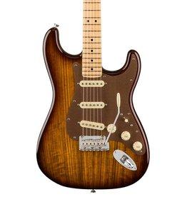Fender Fender Limited Edition Shedua Top Stratocaster - Shaded Edge Burst