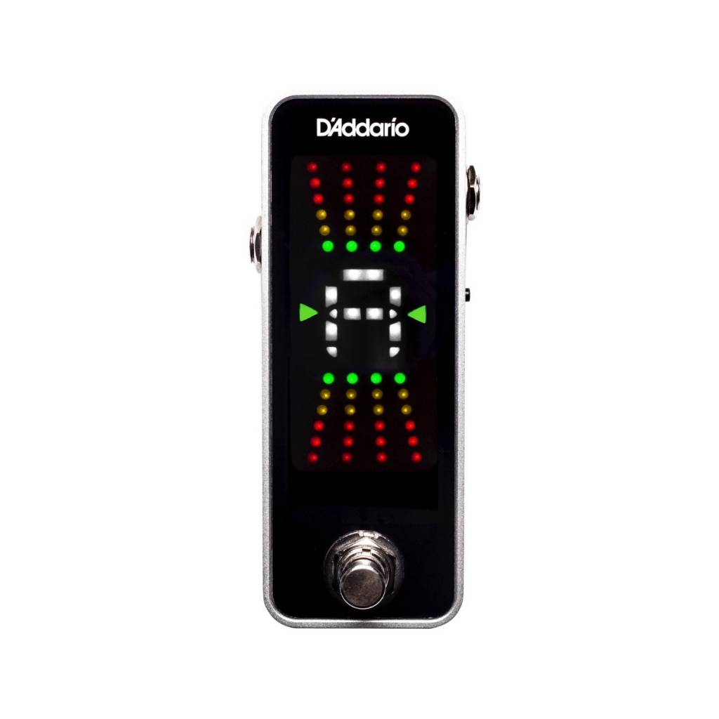 D'Addario Planet Waves PW-CT-20 Chromatic Pedal Tuner