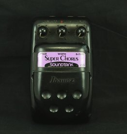 Ibanez Used Ibanez Soundtank CS5 Super Chorus
