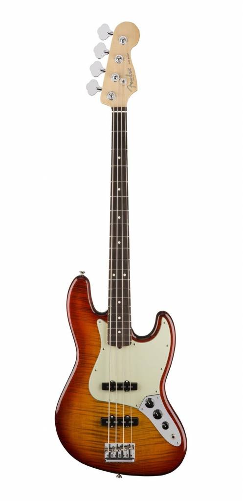 Fender Fender Limited Edition American Professional Jazz Bass FMT