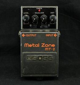 Boss USED MT-2 Metal Zone