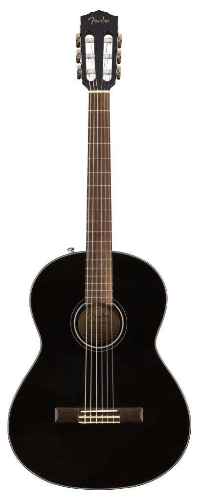 Fender Fender CN-60S Acoustic Guitar, Black