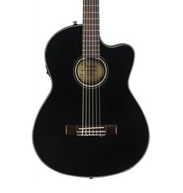 Fender Fender CN-140SCE Acoustic-Electric Guitar, Black