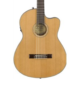 Fender Fender CN-140SCE Acoustic-Electric Guitar, Natural