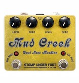 Stomp Under Foot Stomp Under Foot Mud Creek Dual Fuzz Machine