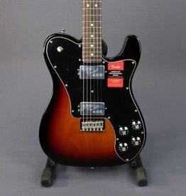 Fender NEW Fender American Professional Telecaster Deluxe Shawbucker - 3 Color Sunburst (516)