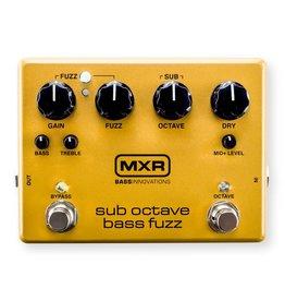 MXR MXR Sub Octave Bass Fuzz