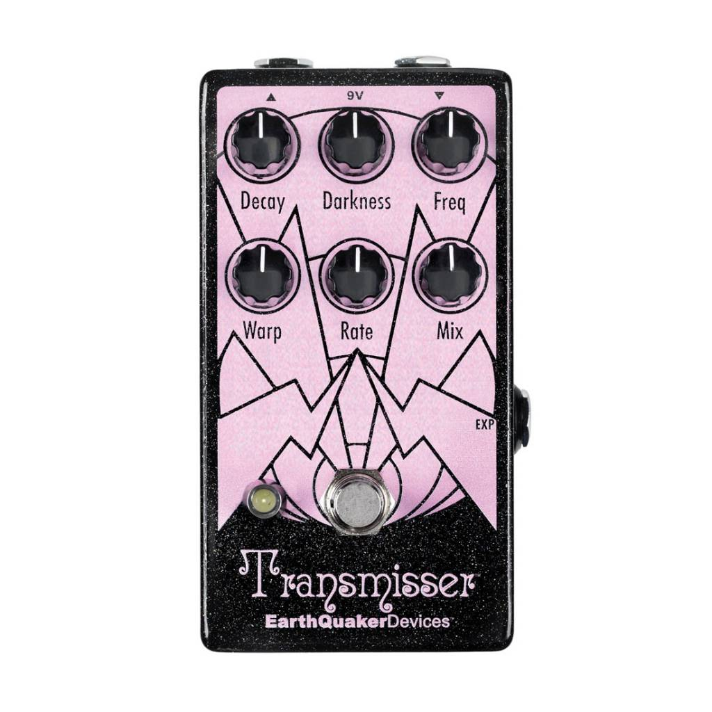 EarthQuaker Devices NEW Earthquaker Devices Transmisser