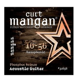 Curt Mangan Curt Mangan Resophonic Phosphor - .016-.056