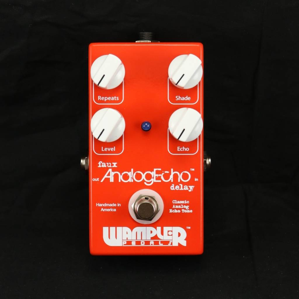 Wampler USED Wampler Faux Analog Echo Delay (548)