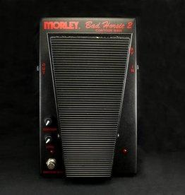 Morley USED Morley Steve Vai Bad Horsie 2 Contour Wah (802)