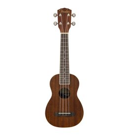 Fender NEW Fender Seaside Soprano Uke - Natural