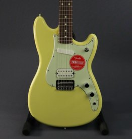 Fender Fender Duo-Sonic HS - Canary Diamond