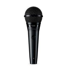 Shure NEW Shure PGA58 Cardioid Dynamic Vocal Microphone
