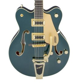 Gretsch Gretsch G5422TG Limited Edition Hollow Body Double-Cut w/Bigsby - Cadillac Green Metallic