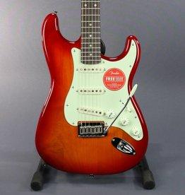 Squier Squier Standard Stratocaster - Cherry Sunburst