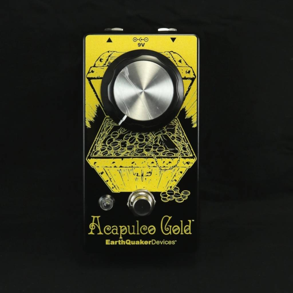 EarthQuaker Devices USED Earthquaker Devices Acapulco Gold Power Amp Distortion (784)