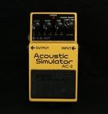 Boss USED Boss AC-2 Acoustic Simulator (180)
