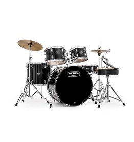 Mapex Mapex Rebel 5-Piece SRO Complete Set Up with Fast Size Toms