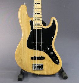 Fender NEW Fender Limited '70s Jazz Bass Natural (754)