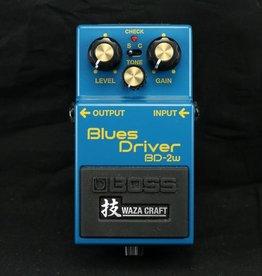 Boss USED Boss BD-2W Blues Driver Waza Craft (484)