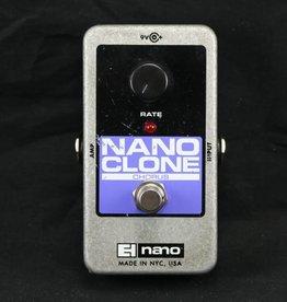 Boss USED Electro-Harmonix Nano Clone Chorus (376)
