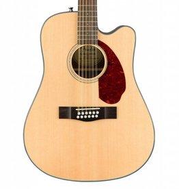 Fender NEW Fender CD-140SCE-12 - Natural