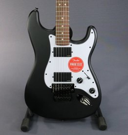 Squier DEMO Squier Contemporary Active Stratocaster HH - Flat Black (892)