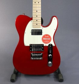 Squier DEMO Squier Contemporary Telecaster HH - Dark Metallic Red (980)