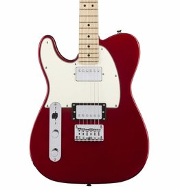 Squier NEW LH Squier Contemporary Telecaster HH - Dark Metallic Red