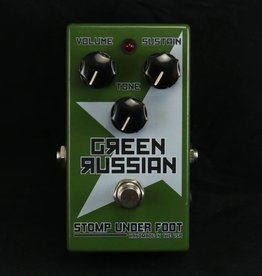 Stomp Under Foot USED Stomp Under Foot Green Russian (112)