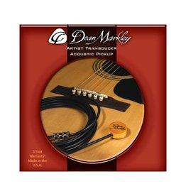 Dean Markley NEW Dean Markley Artist Transducer XM Acoustic Pickup
