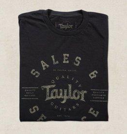 Taylor NEW Taylor Men's Shop Tee - XX Large