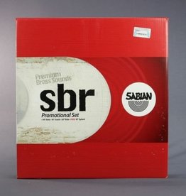 Sabian NEW Sabian SBR Promotional Set Cymbal Pack