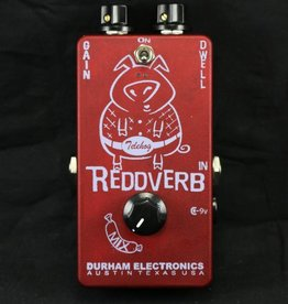 Durham Electronics USED Durham Electronics Reddverb (570)