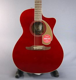 Fender DEMO Fender Newporter Player - Candy Apple Red (427)