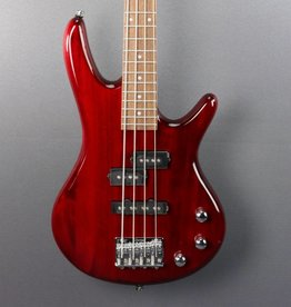 Ibanez DEMO Ibanez miKro GSRM20 - Transparent Red (221)