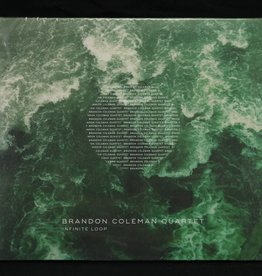 Local Music Brandon Coleman Quartet - Infinite Loop (CD)