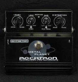 Rocktron USED Rocktron Metal Planet Distortion (222)