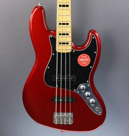 Squier DEMO Squier Vintage Modified Jazz Bass 70s - Candy Apple Red (922)