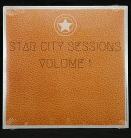 Local Music Nicholas Jamerson - Star City Sessions: Volume 1 (CD)