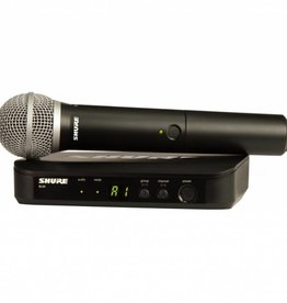 Shure NEW Shure BLX24/PG58 Wireless Microphone System