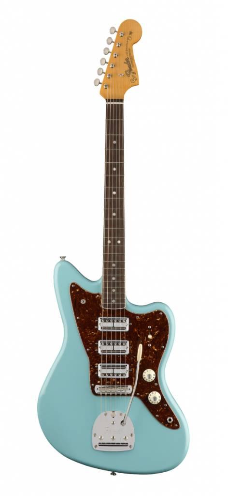 Fender PREORDER Fender Limited Edition 60th Anniversary Triple Jazzmaster - Daphne Blue