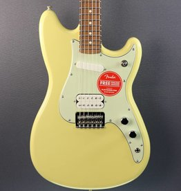 Fender DEMO Fender Duo Sonic HS - Canary Yellow (115)