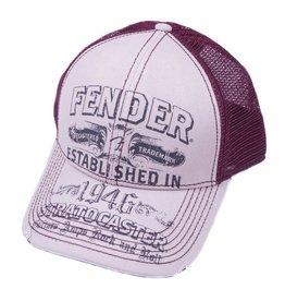 Fender NEW Fender Strat Trucker Hat - Grey - Onesize