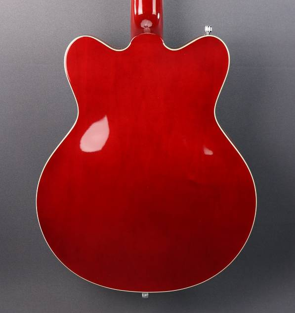 Gretsch DEMO Gretsch G5442BDC Electromatic - Transparent Red (223)