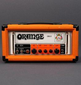 Orange USED Orange OR15 15-Watt Tube Head (215)